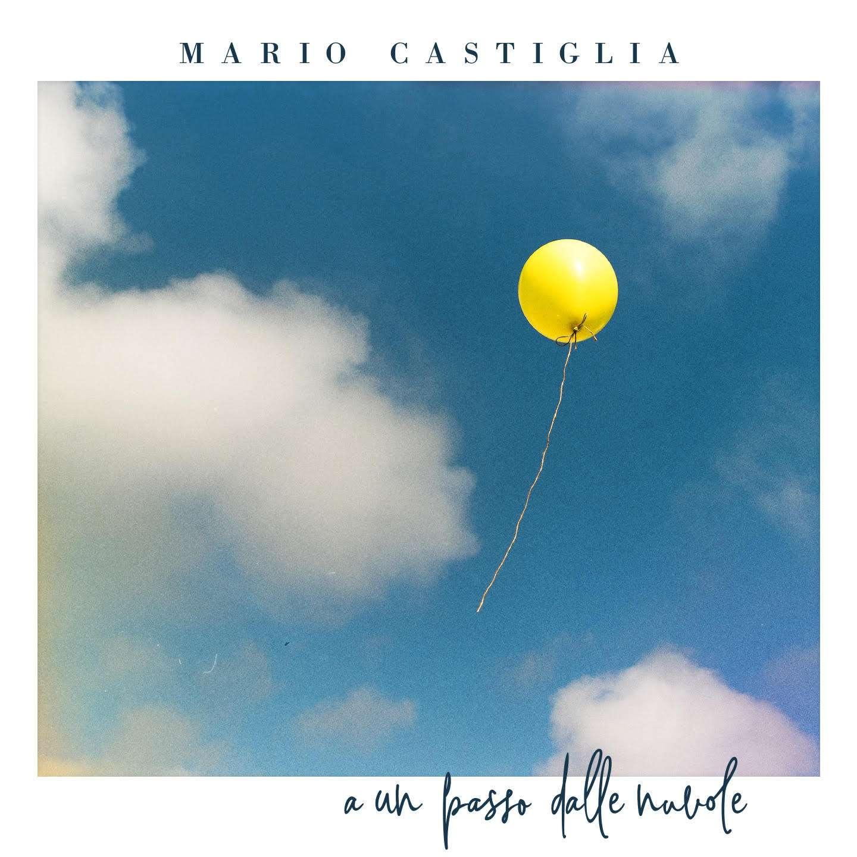 Fotografia copertina album Mario Castiglia realizzata da Barbara Trincone fotografa professionista freelance specializzata in fotografia musicale, ritratti per artisti, band, attori, cantanti, musicisti