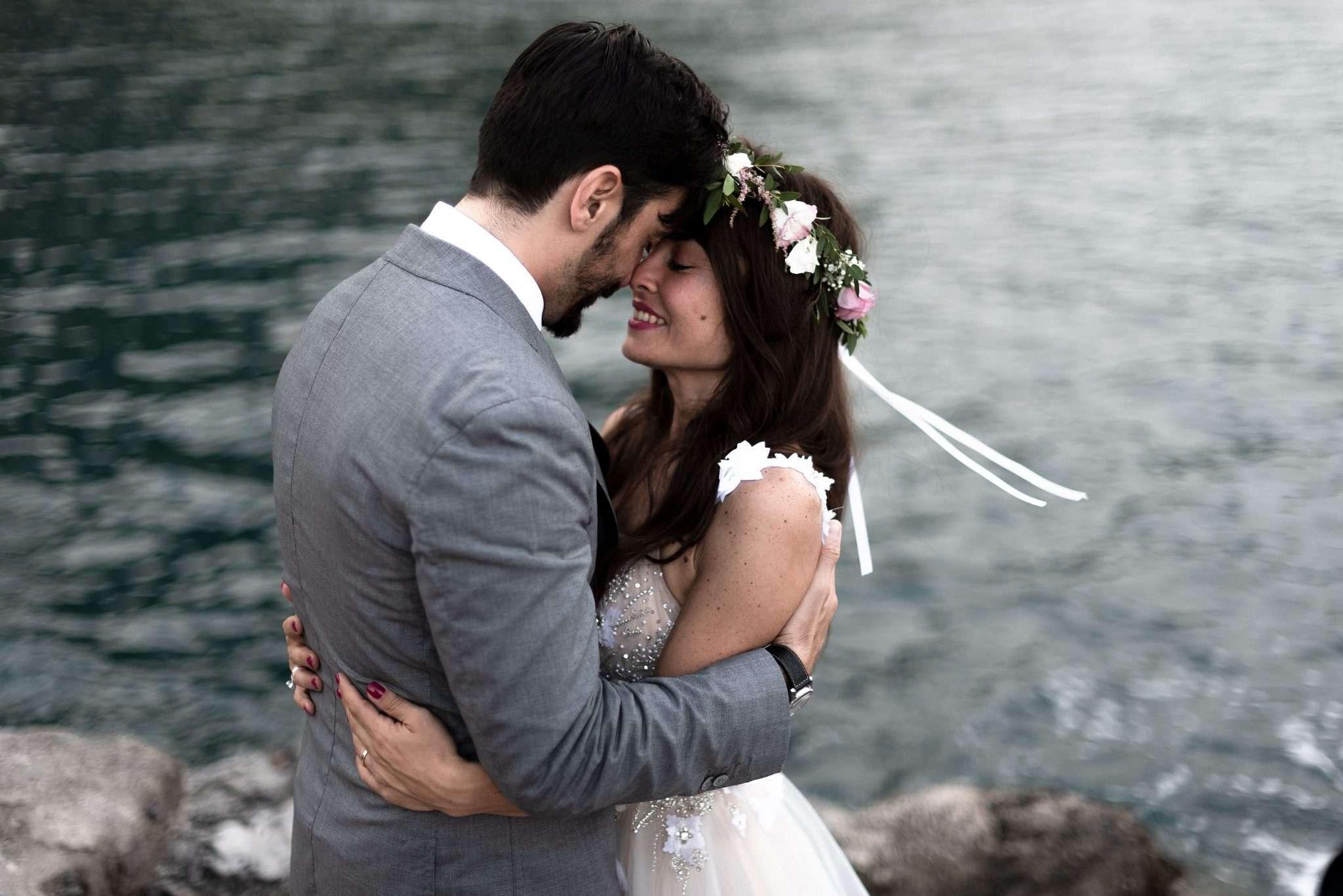 Fotografia sposi a Sorrento wedding reportage realizzata da Barbara Trincone fotografa con studio a Pozzuoli - Napoli