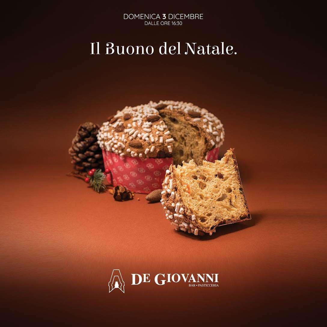 fotografia food adv panettone artigianale realizzata da Barbara Trincone Fotografo freelance con studio privato a Pozzuoli Napoli