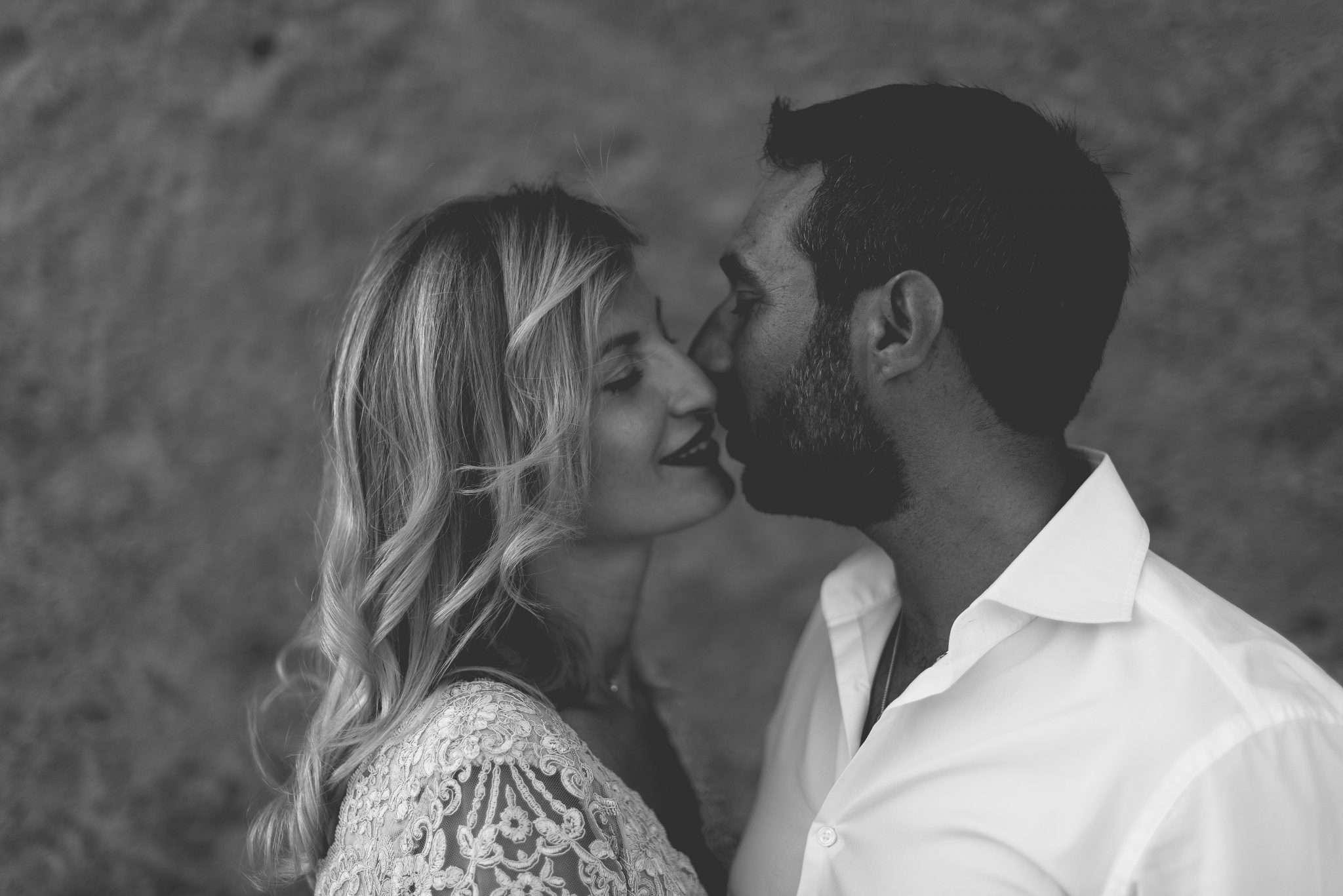 Fotografia bianco e nero matrimonio - wedding reportage realizzata da Barbara Trincone fotografa con studio a Pozzuoli - Napoli