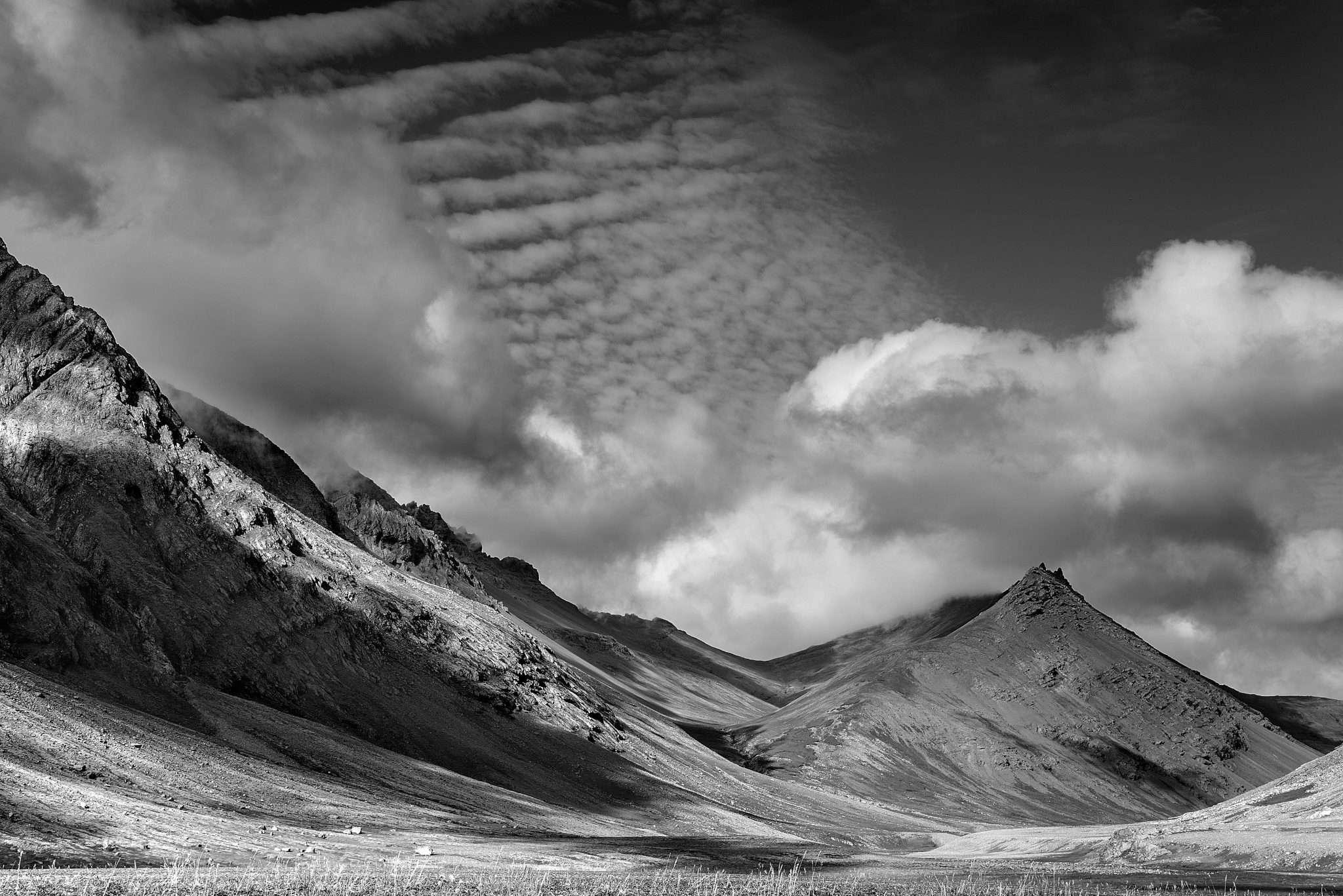 Fotografia montagne Islanda realizzata da Barbara Trincone, fotografa professionista paesaggista e di reportage con studio privato a Pozzuoli Napoli