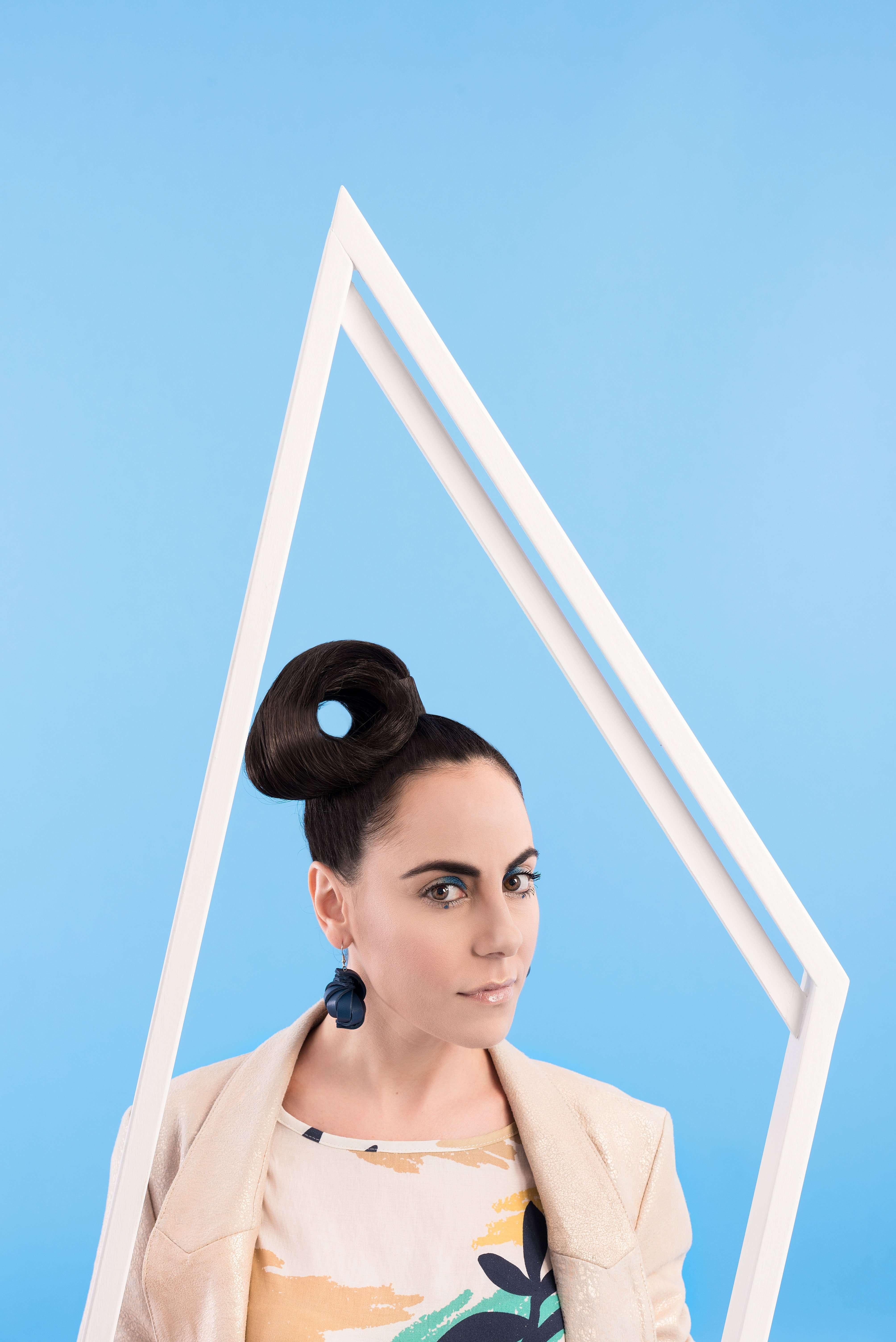 Fotografia portrait ritratto modella espressiva realizzata da Barbara Trincone, fashion photographer di Napoli che offre servizi fotografici di moda, book fotografici per modelli e attori, ritratti glamour, fitness