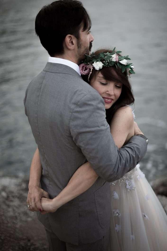 Fotografia wedding reportage Amalfi realizzata da Barbara Trincone fotografa con studio a Pozzuoli - Napoli