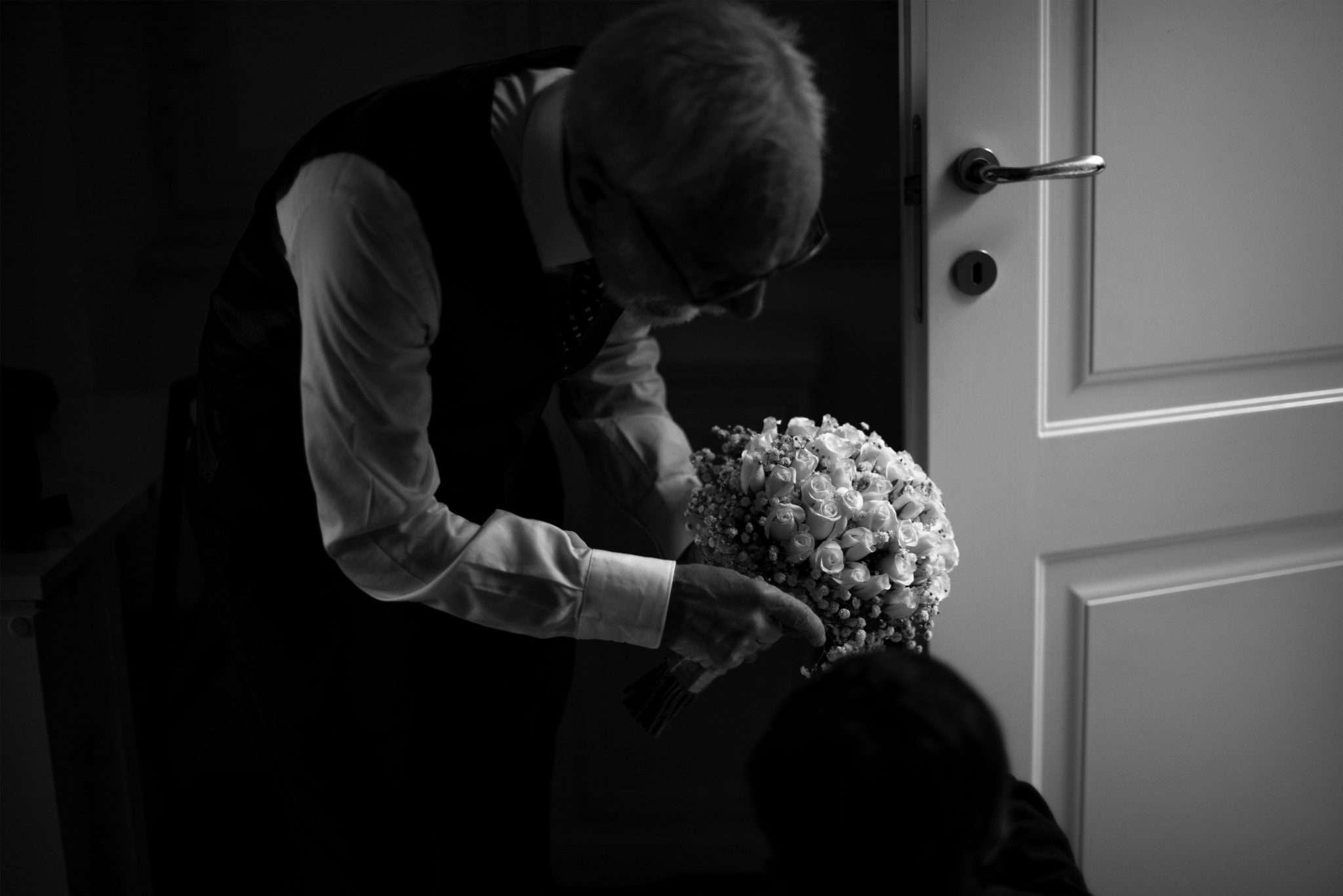 Wedding latino preparazione di Barbara Trincone fotografa con studio a Pozzuoli - Napoli