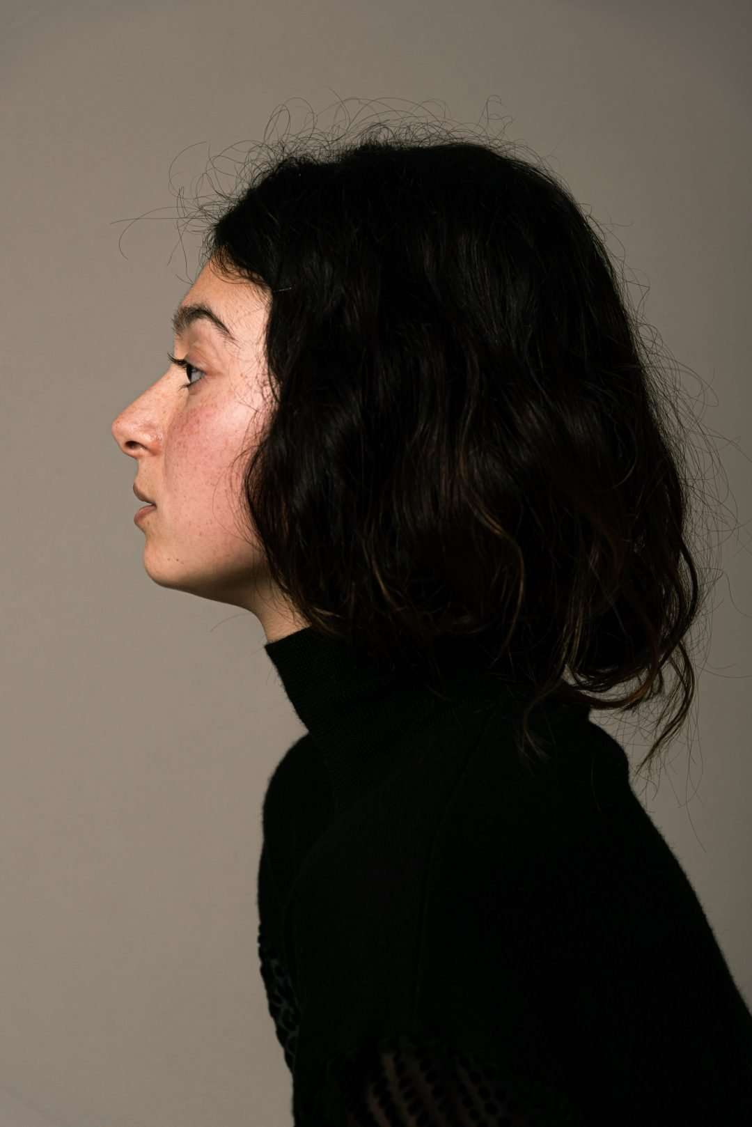 Fotografia ritratto fineart pozzuoli bacoli