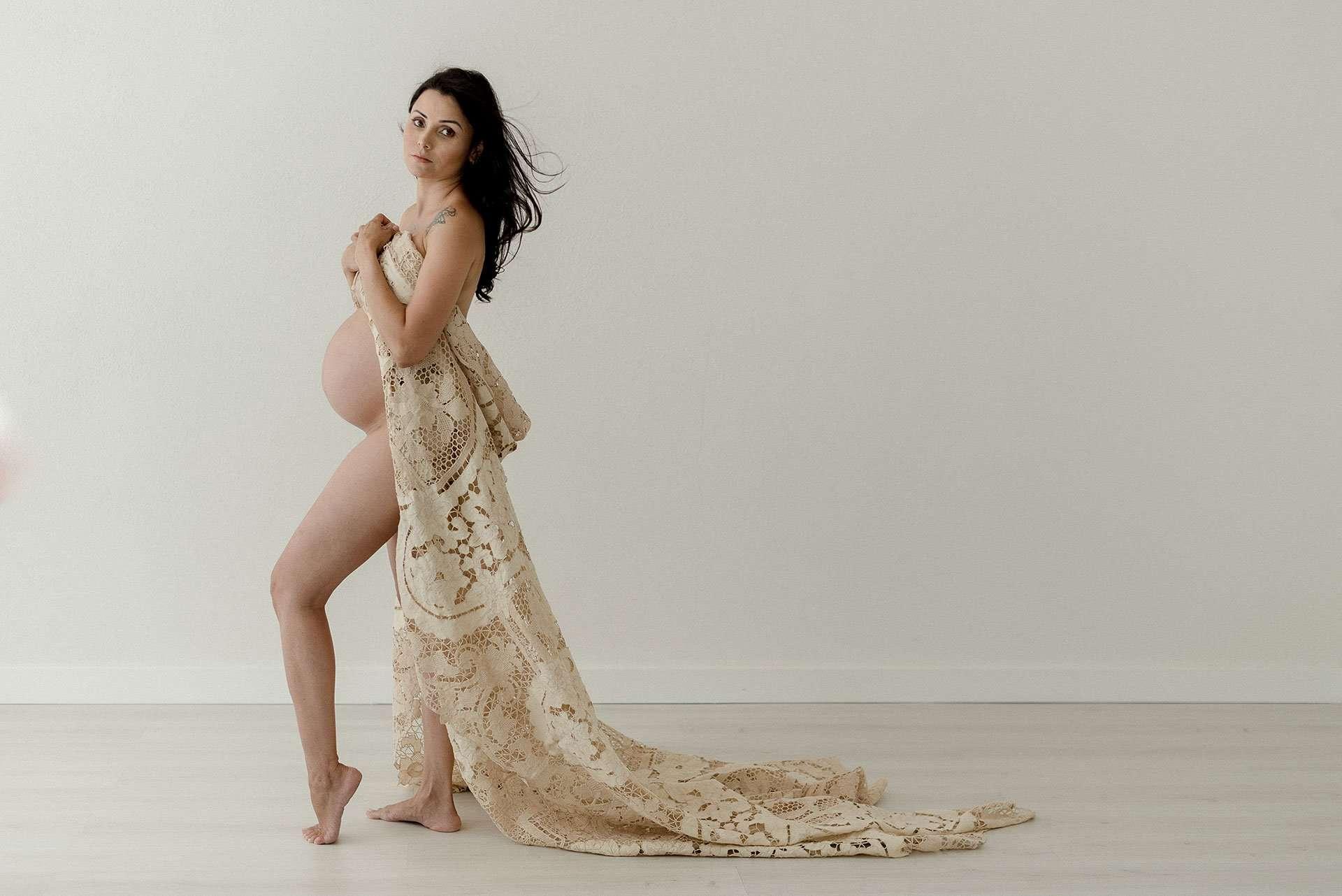 Giselle telo beige