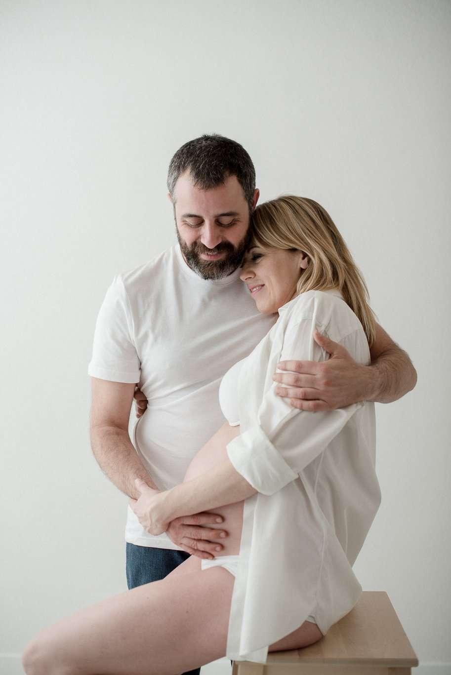 Fotografia coppia amore realizzata da Barbara Trincone Fotografo specializzato in Gravidanza, Maternità, Genitorialità, Nascita e Newborn